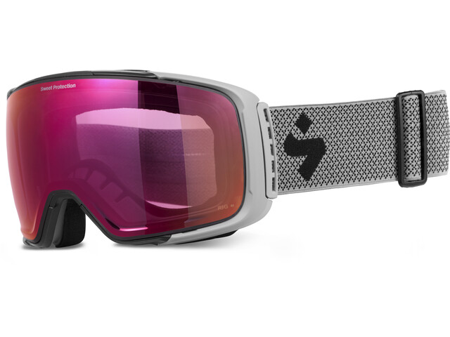 Sweet Protection Interstellar RIG Reflect BLI Gafas Hombre, gris/rosa
